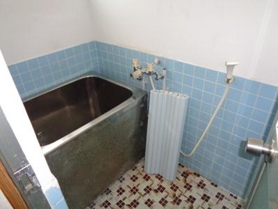 【浴室】上国料アパートB棟