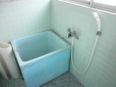【浴室】柳元マンション
