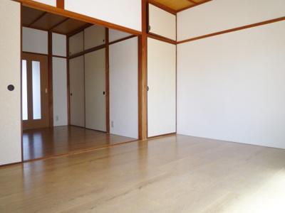 【居間・リビング】グリーン桜ヶ丘