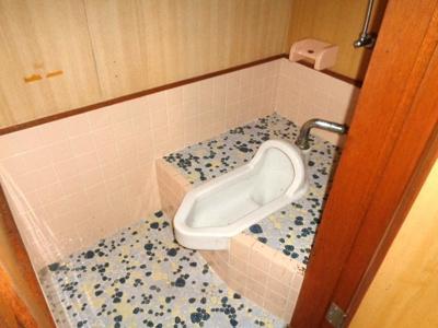 【トイレ】コーポ山下