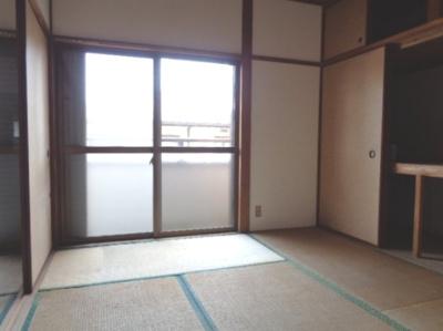【居間・リビング】ハイマート富士