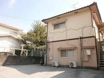 【外観】内山アパート