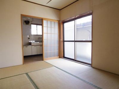 【居間・リビング】内山アパート