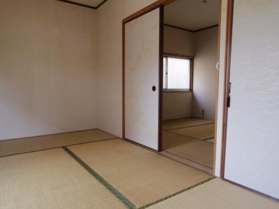 【和室】内山アパート