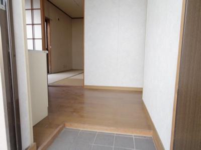 【玄関】内山アパート