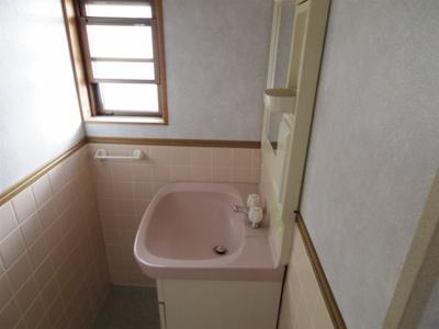 【洗面所】内山アパート