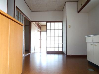 【玄関】内野ハイツ