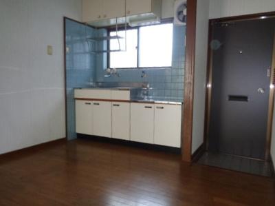 【キッチン】コーポ土元