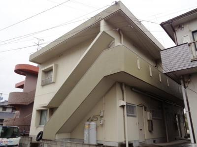 【外観】森田3号館