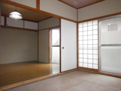 【居間・リビング】森田3号館