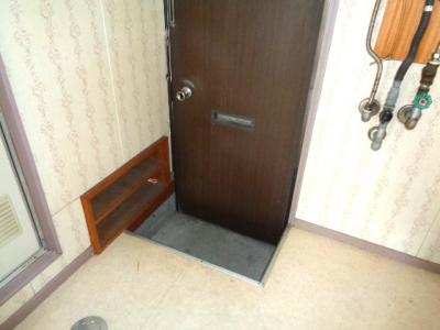 【玄関】コーポトキ