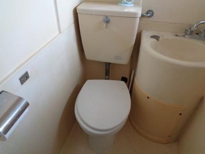 【トイレ】コーポトキ