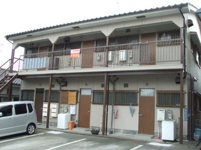 【外観】本村アパート