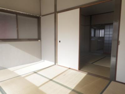 【居間・リビング】本村アパート
