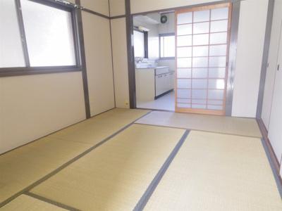 【和室】本村アパート