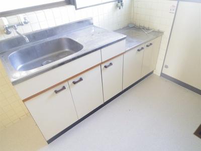 【キッチン】本村アパート