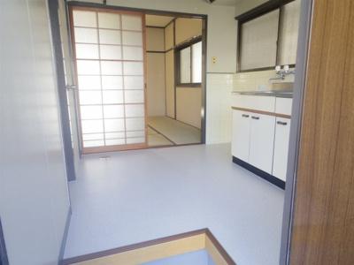 【玄関】本村アパート