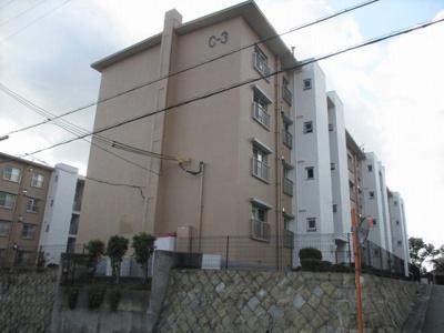 【外観】北須磨団地C3棟