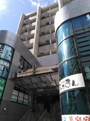 【外観】ライオンズステーションプラザ磯子