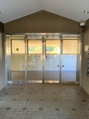【エントランス】グランコリーナ西神南2番館