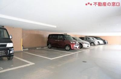 【駐車場】ウォームスヴィル須磨板宿