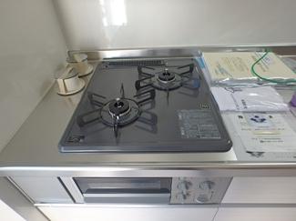 【キッチン】アスピラシオンJR尼崎フロント