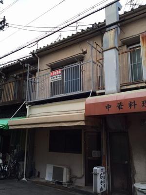 【外観】住道矢田1貸家