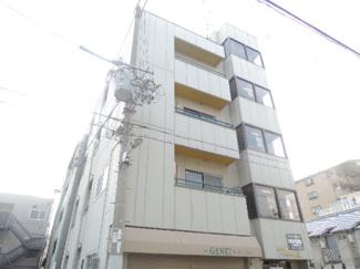 【エントランス】パークサイド東