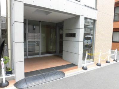 【エントランス】グラード高円寺