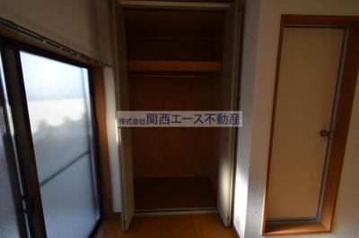 【収納】山手ワンルームハイツ