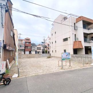 【外観】淀川区塚本5丁目 売土地(建築条件付)