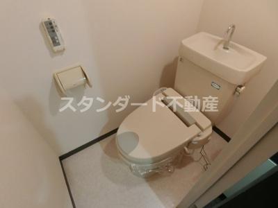 【トイレ】松下善ビル