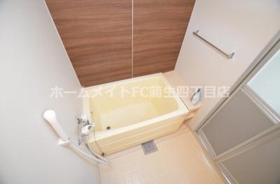 【浴室】ラパンジール京橋