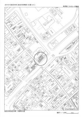【地図】フジビル2階