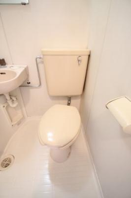 【トイレ】セゾンハイツ