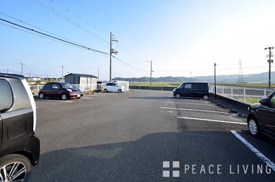 【駐車場】ハーブメゾン多田A