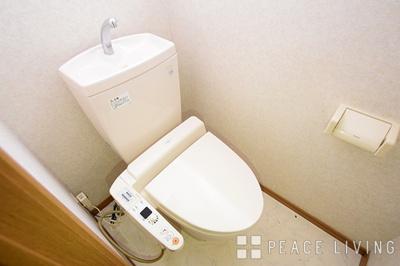 【トイレ】ハーブメゾン多田A