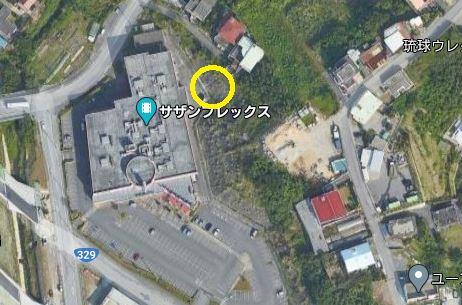 【完成予想図】南風原町イオン賃貸中土地 地料の39倍