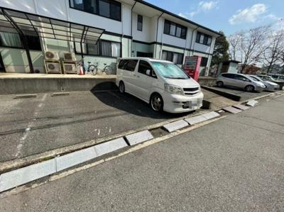 【駐車場】西舞子グリーンハウス
