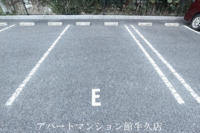 【駐車場】パサニアコート