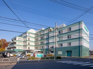 新座病院(約1,770m)