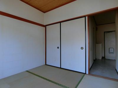 【寝室】サマックス・カサベルデ