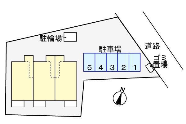 【区画図】ルミナ