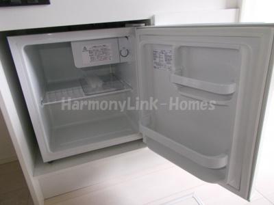 ハーモニーテラス町屋Ⅲのミニ冷蔵庫☆
