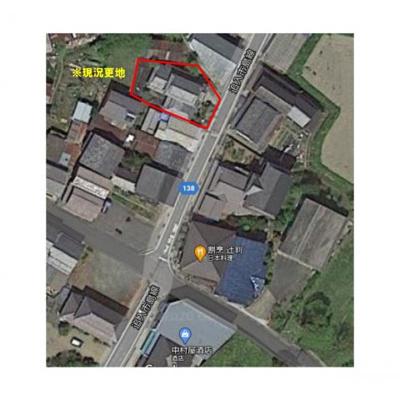 【区画図】丹波市春日町国領 売り土地