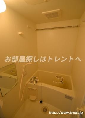 【浴室】モデュロール代々木公園