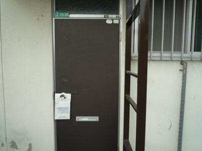 【玄関】二神ハウス