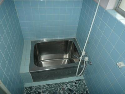 【浴室】二神ハウス