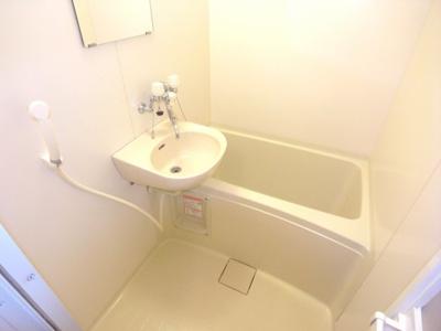 【浴室】レオパレス夢2番館
