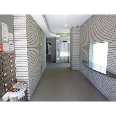 【ロビー】新大阪南グランドマンション